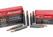 Russian Big Game Ammunition Now Available – Barnaul.30-06 & .308 Win