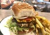 Burger Friday: Cherry Block at Bravery Chef Hall