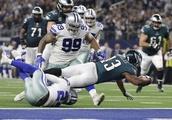 Sunday Night Football: Eagles vs. Cowboys