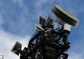 Transmission mast for 5G in Bernau