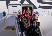 Qantas completes test of longest non-stop passenger flight