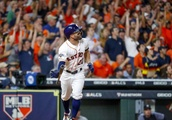 Astros winning with the homer in postseason