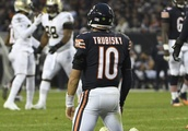 Matt Nagy Even Having to Answer Questions About Mitchell Trubisky Starting Means He's Been a Failur