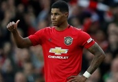 Manchester United fans loved what Marcus Rashford did to Virgil van Dijk