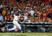 For Yordan Alvarez, it just takes one swing to make a difference