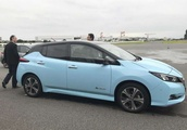 Eager to leave scandal, Nissan shows off smooth-driving tech