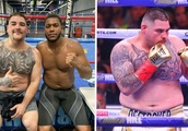 Andy Ruiz Jr Shows off Incredible Weightloss, but Not Everyone Is Happy about It