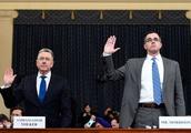 Even the Republican witnesses make Donald Trump look like a depraved criminal