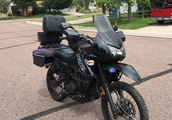 Kawasaki KL650EJF KLR 650 I 2018 I Colorado Springs CO