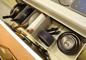 無印良品ファイルボックスを使ったキッチン収納法!