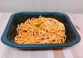 セブンイレブン「ナポリタンスパゲッティ」はケチャップと油強め?