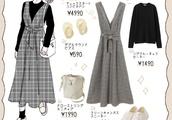 【GU&fifth】着るだけで即可愛くなれる♡好感ワンピースで上品モテコーデ