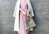 春ピンクでレディ感たっぷりに ペール&くすみカラーで叶える大人カジュアル7選