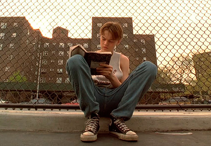 Converse the basketball diaries