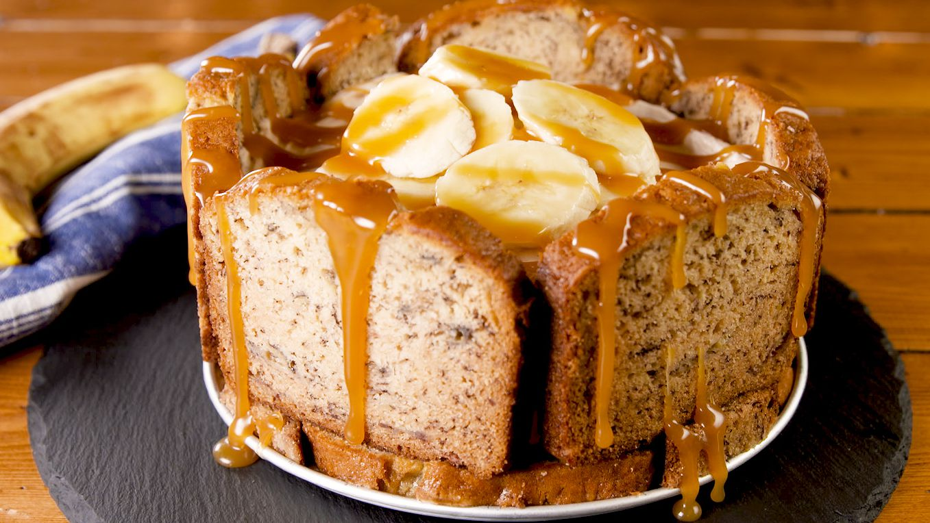 Banana Bread Lovers: This Cheesecake Will Blow Your Mind