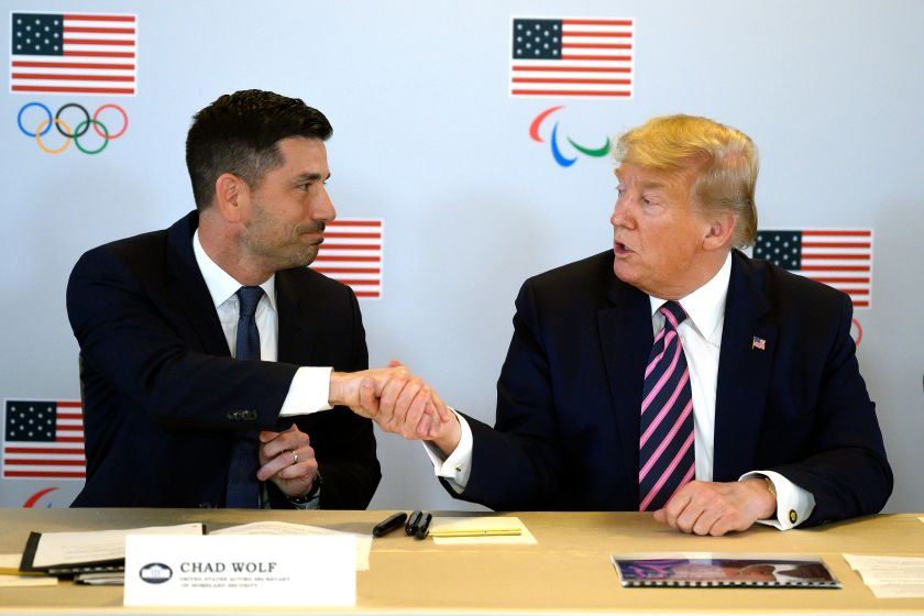 President Trump confirms government will assist L.A. during 2028 Olympics